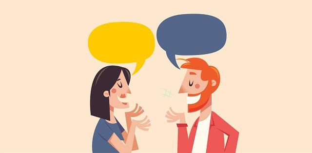 Học hỏi cách nói chuyện hài hước của những người xung quanh