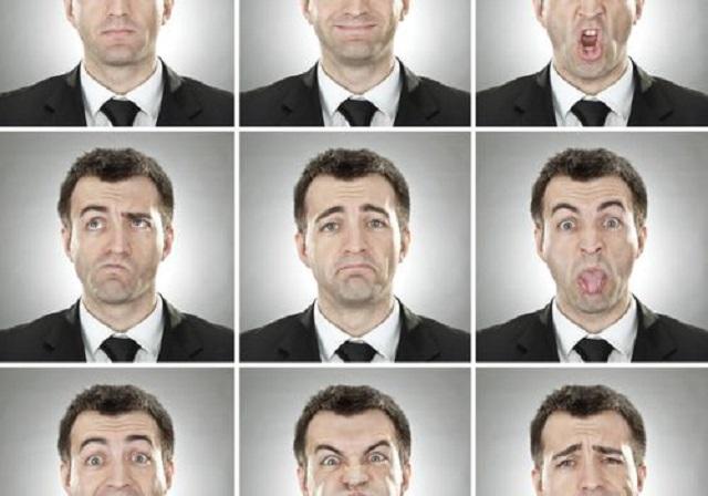 Sử dụng biểu cảm trên khuôn mặt để cuộc trò chuyện trở nên thú vị hơn