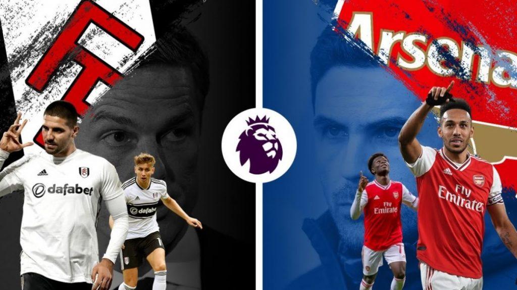 Fulham vs Arsenal là hai đội bóng của đẳng cấp trái ngược